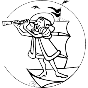 Columbus clipart, cliparts of Columbus free download (wmf