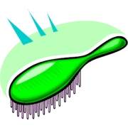 hairbrush 10 clipart cliparts