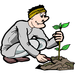 Planting clipart cliparts of Planting free download wmf