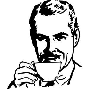 morning cup clipart, cliparts of morning cup free download
