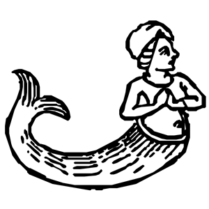 mermaid clipart cliparts of