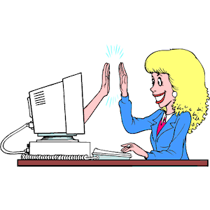 high five clipart cliparts of