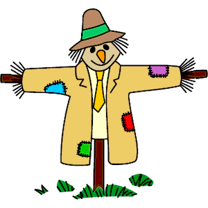 scarecrow clipart cliparts of