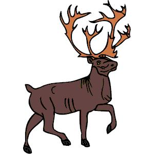 Elk 5 Clipart Cliparts Of Elk 5 Free Download Wmf Eps