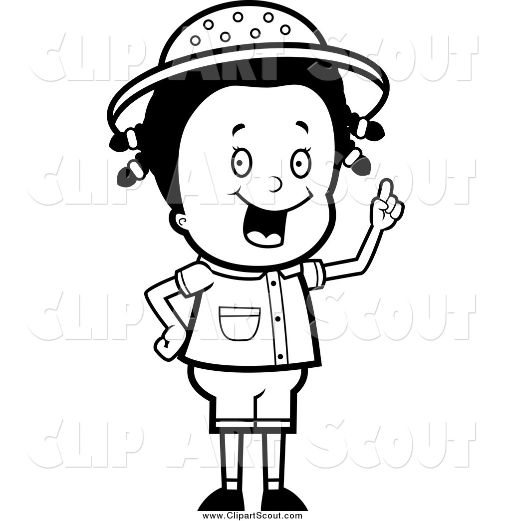 Scouting Clipart