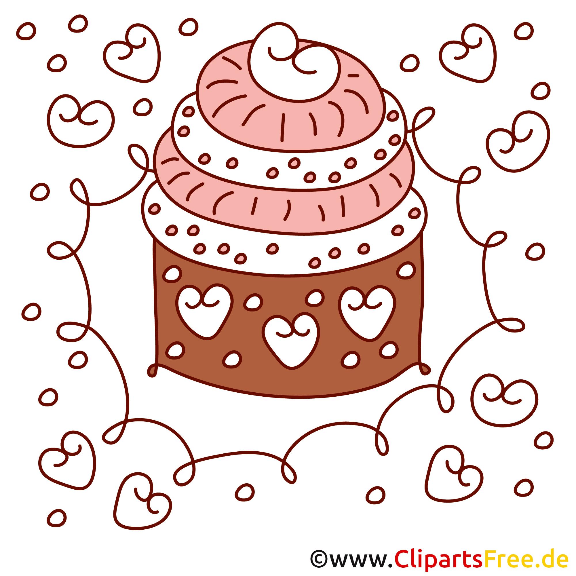 Bilder Kuchen Schwarz Weiss Kuchen Cartoon Clipart Free