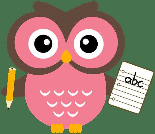 owl clip art - illustrations