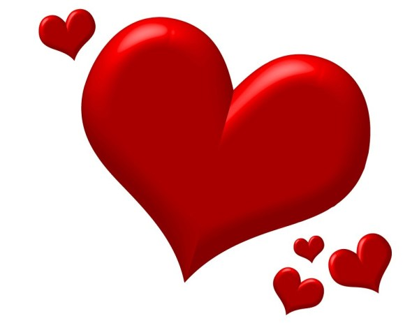 heart clipart free love and romance