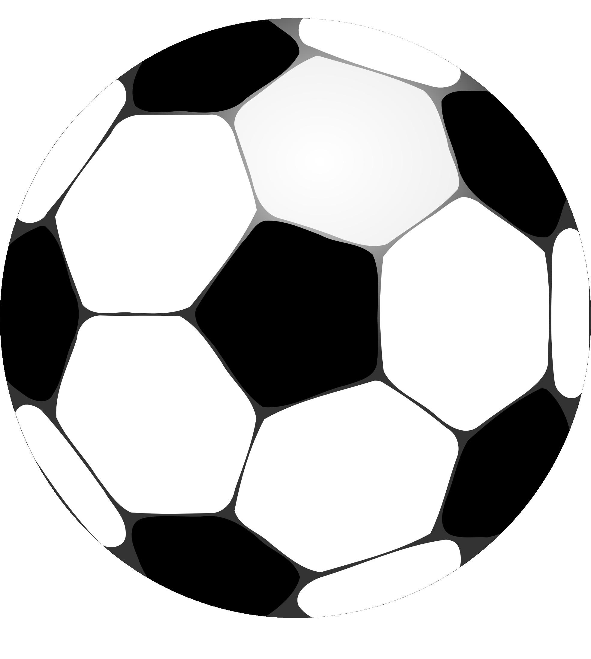 hight resolution of football black