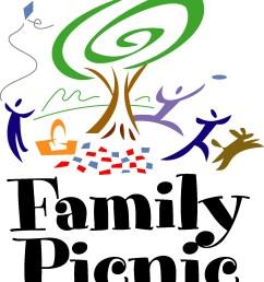 bbq church picnic clip art clipart [ 1459 x 1661 Pixel ]
