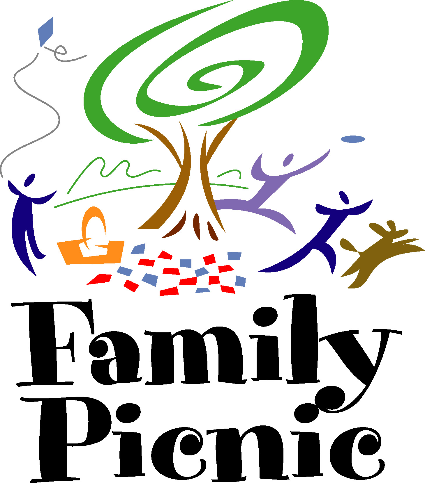 hight resolution of bbq church picnic clip art clipart