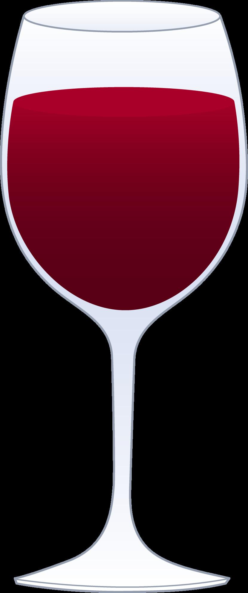 hight resolution of wine clip art 2