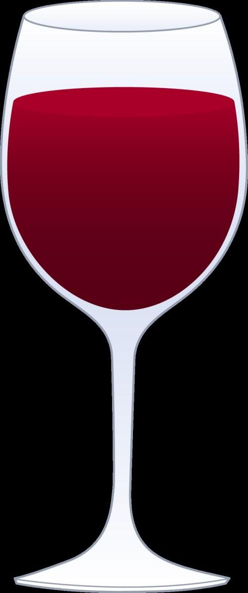 small resolution of wine clip art 2