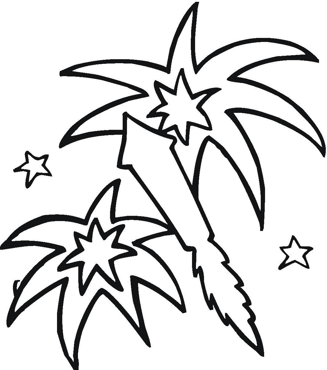 Free fireworks clip art image #4146