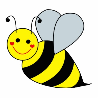 bumble bee busy clipart