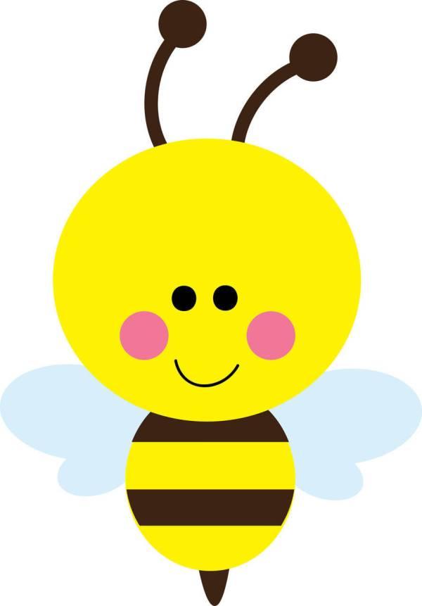 cute bumble bee clip art free clipart