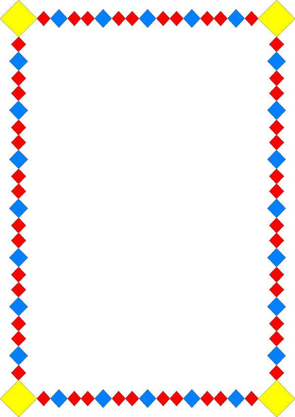 free clipart frames and page borders
