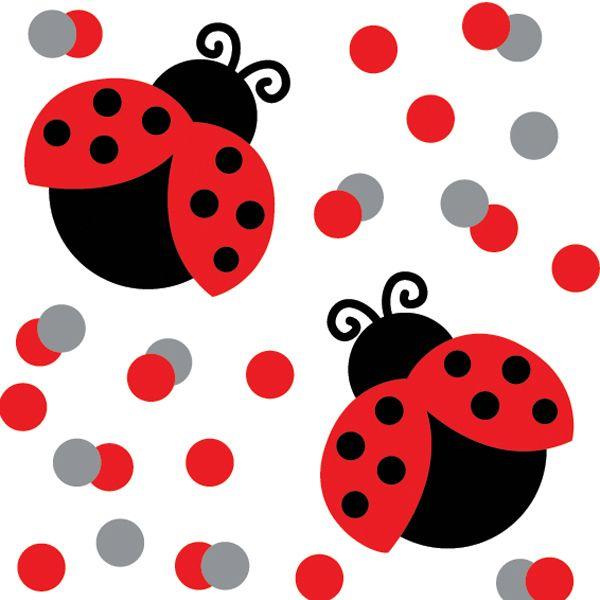 ladybug clipart birthday