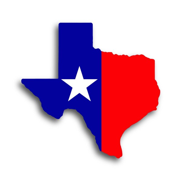 State of Texas Star Logo