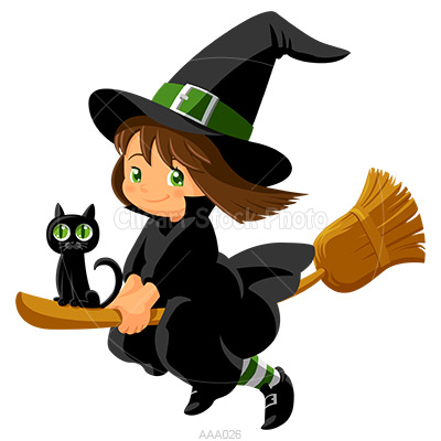 free clip art witch clipart