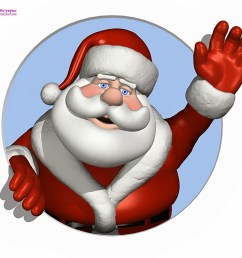 santa claus hd cliparts and pictures for christmas festival new [ 1600 x 1460 Pixel ]