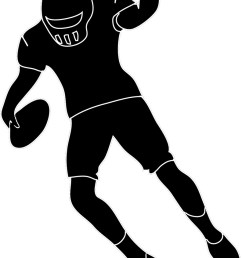 clipart football player defense free clipart images [ 793 x 1181 Pixel ]