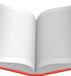 picture of a open book clipart [ 2000 x 1276 Pixel ]
