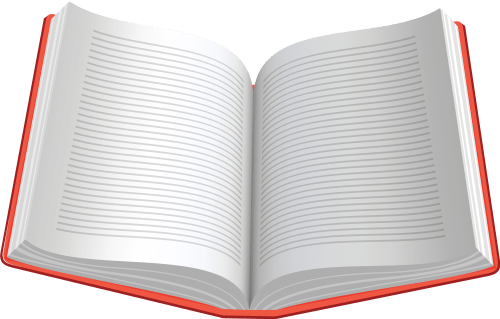 small resolution of picture of a open book clipart