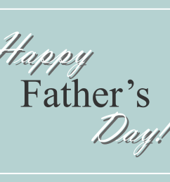 fathers day free clipart images happy father [ 1500 x 1090 Pixel ]