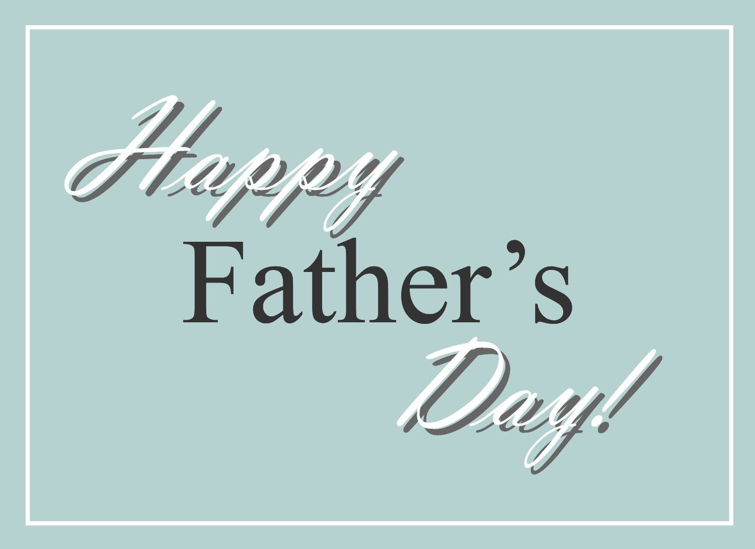 hight resolution of fathers day free clipart images happy father