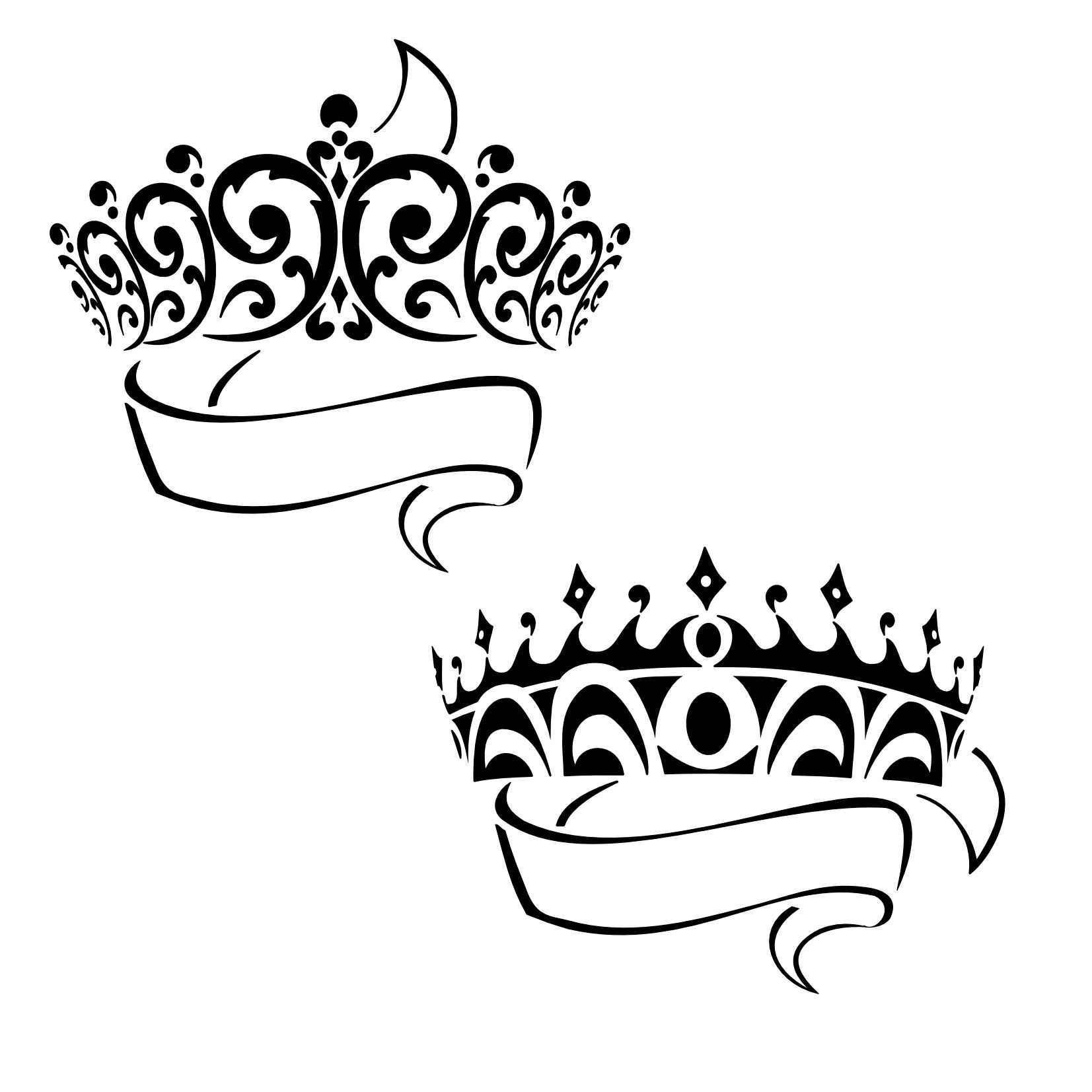 Tiara hot pink crown clip art free clipart images image #16482