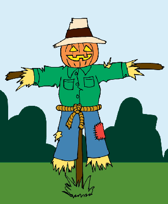 scarecrow clipart social studies