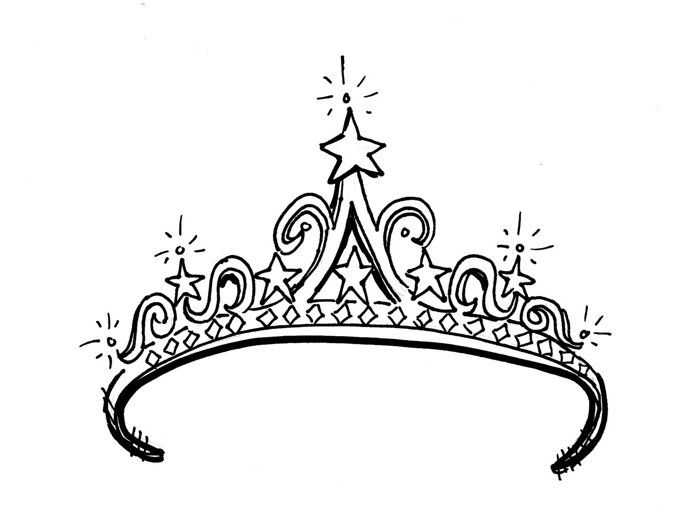 Tiara Purple Crown Clipart Free Clipart Images 2 Image