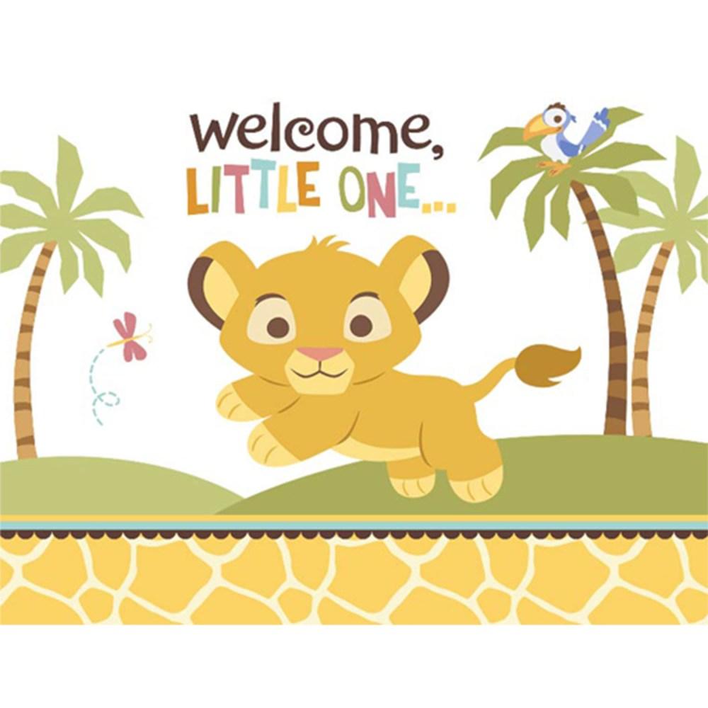 medium resolution of baby lion clipart 7