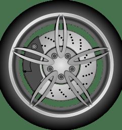 car wheel clipart vector clip art free design [ 900 x 900 Pixel ]