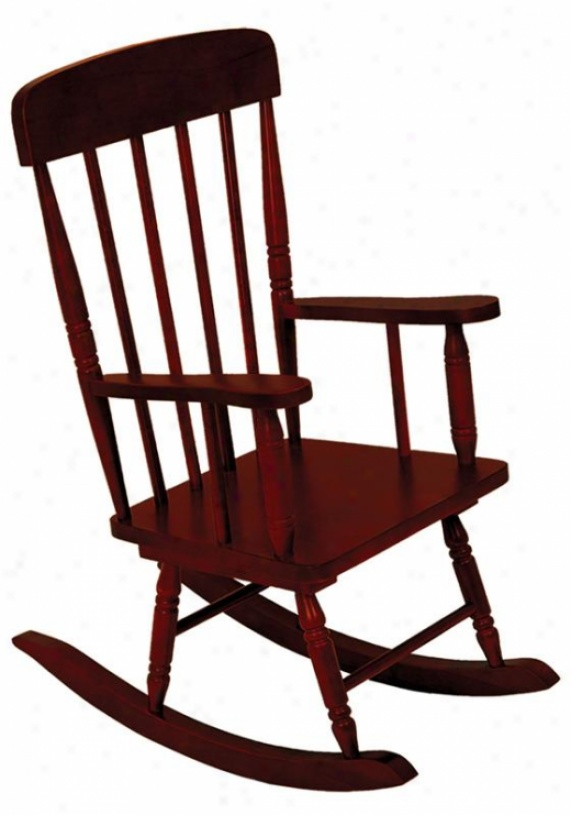 Rocking chair clipart image 18007
