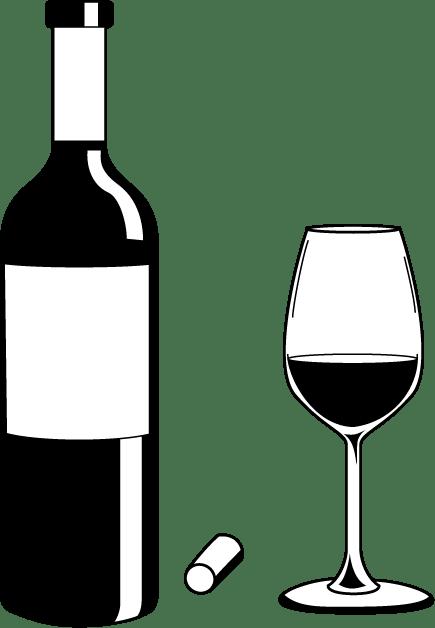 Wine bottle gallery for clip art alcohol bottle image #19724