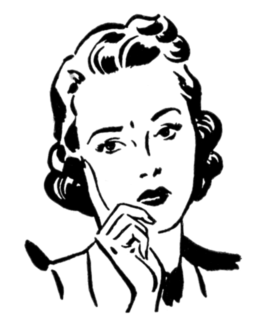 Woman Clipart Free Clipart Images 2 Image