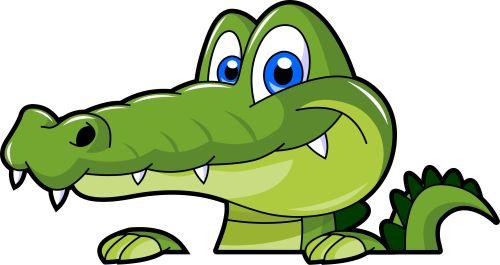 small resolution of swamp alligator cartoon clipart