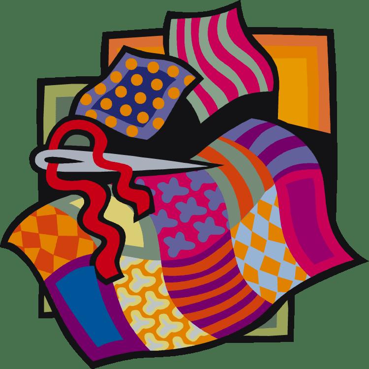 Christmas Clip Art Blanket