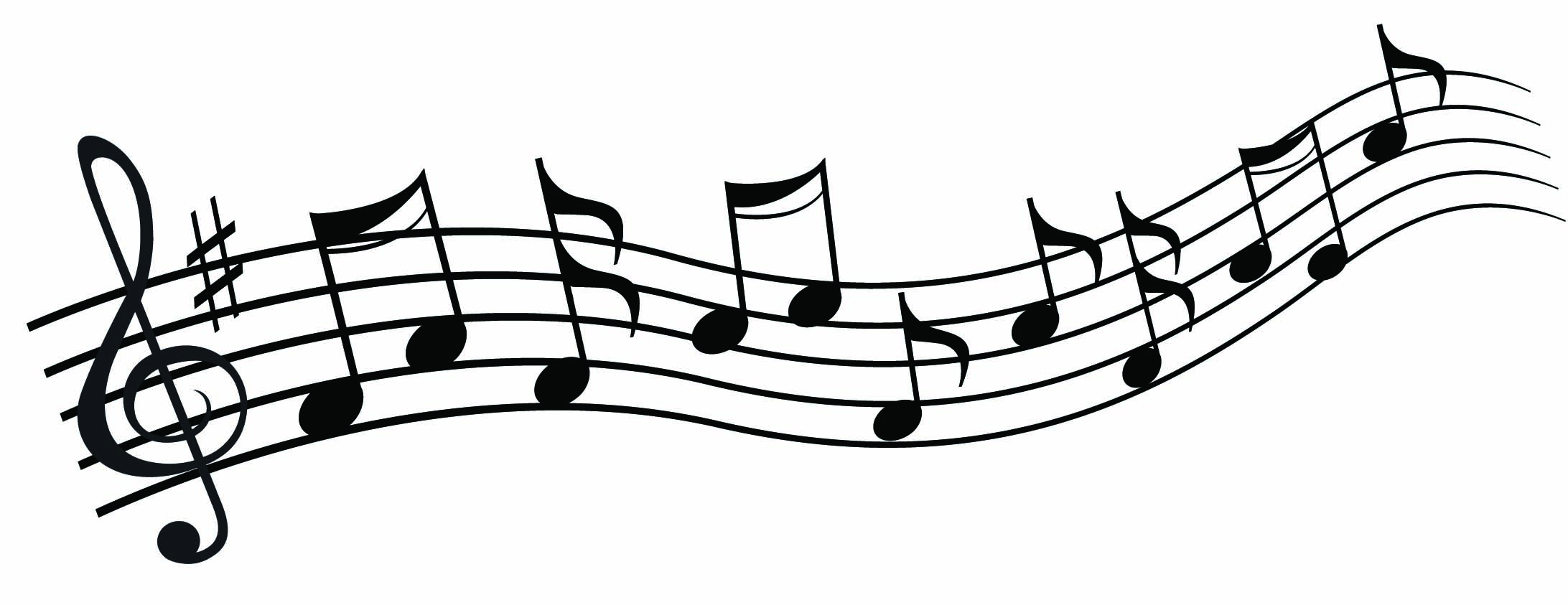Clip art musical notes music clipart free music images