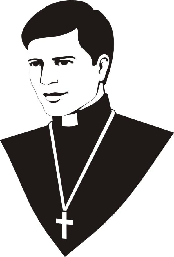 Priest Clip Art - Illustrations
