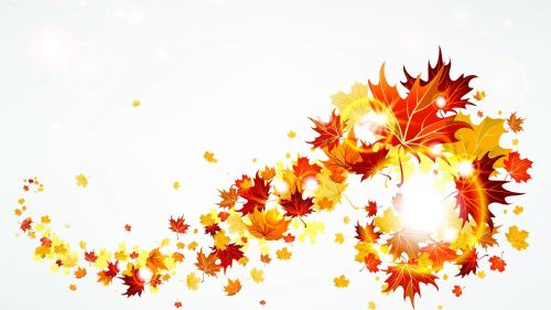 small resolution of fall border autumn fall leaves border clipart free clipart images 2 clipartcow