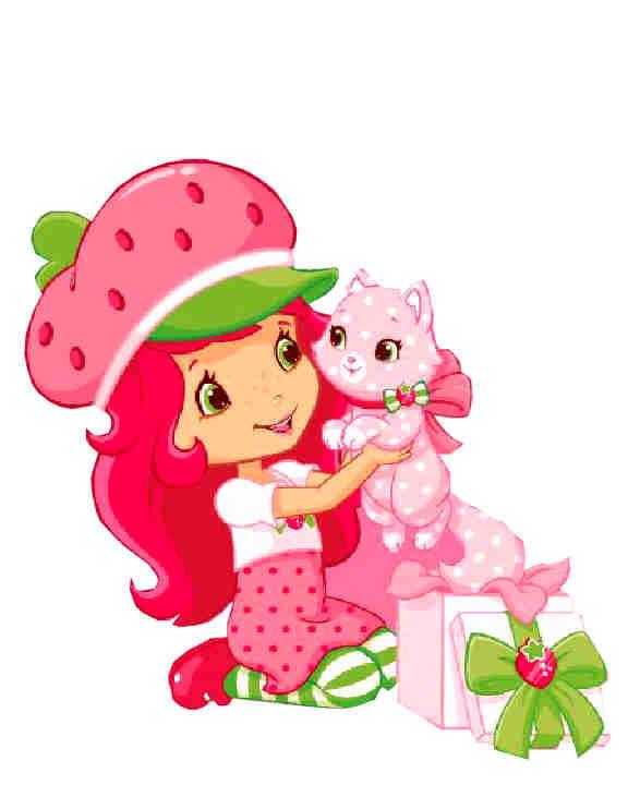 Cute Owl Wallpaper Border Strawberry Shortcake Clipart 2 Image 34283