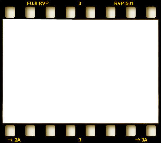 Movie Reel Border Clip Art