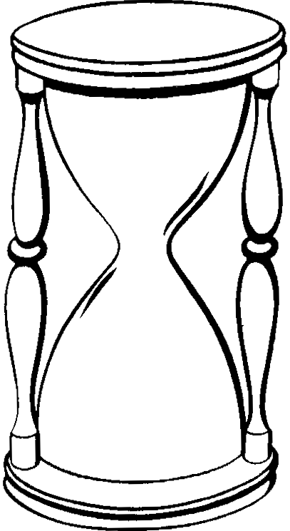 Hourglass Clip Art Images Illustrations Photos