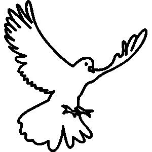 Pigeon Bird Clip Art