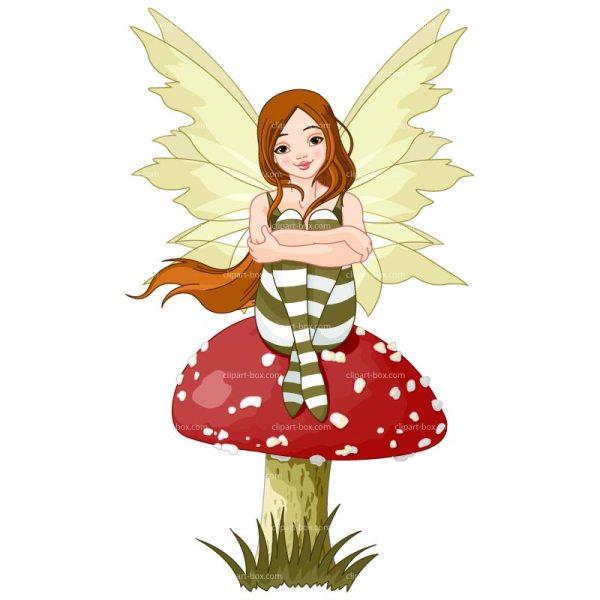 Fairy Clip Art - Illustrations