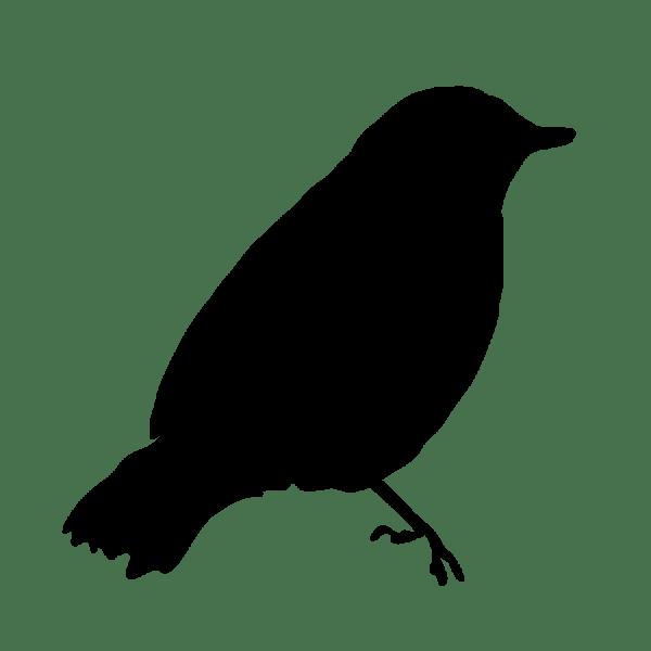 black clip art - illustrations