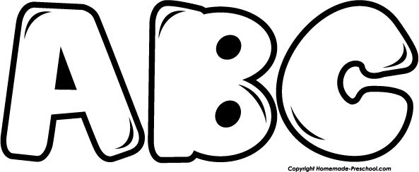 Abc clipart free clipart club image #38422